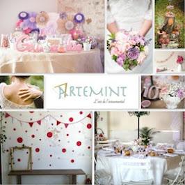 ARTEMINT : WEDDING PLANNER