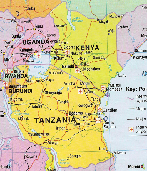 "Gan Dad's Trip to Africa & Peru: In Uganda - ""The Pearl of ..."