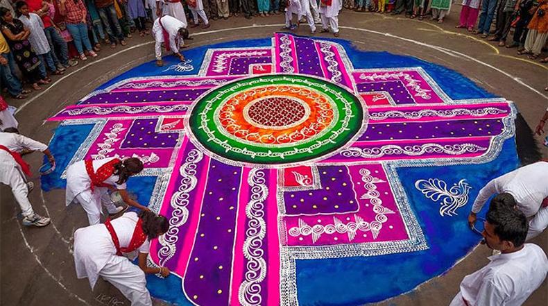 Arte popular indio