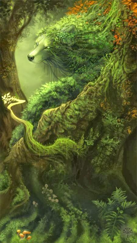Alector Fencer deviantart ilustrações fantasia natureza