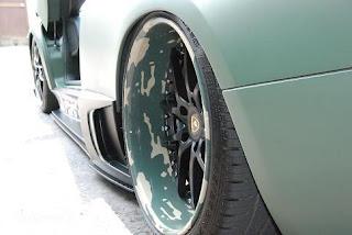 2011 Lamborghini Murcielago Wheels