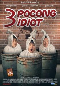 3 pocong idiot IDWS