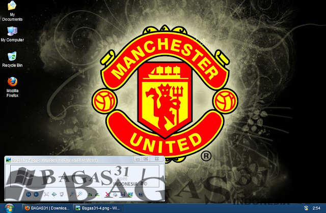 Windows Xp Pro SP3 Manchester United Edition 2