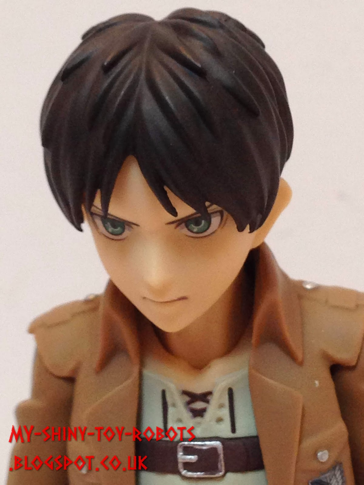 Figma Eren Yeager from Attack on Titan