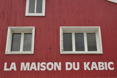 Paimpol - la maison du Kabic