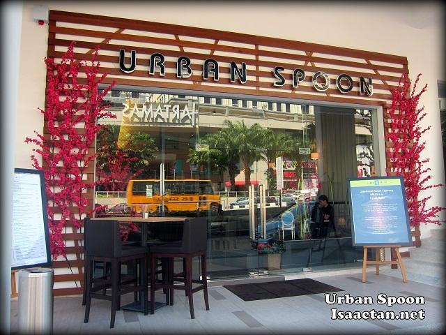 Urban Spoon Bistro Hartamas