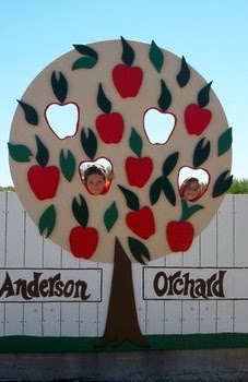 Things to do in Indiana: Farm Visits and Field Trips for Homeschool: Anderson Orchard Mooresville, Indiana