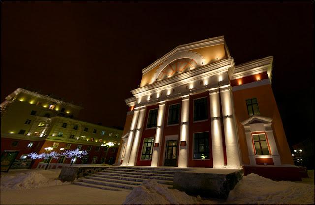 Таймыр. Норильск, фото, музей, адрес Ленинский проспект, дом 14, телефон (3919) 461326, заказ экскурсий по тел. 46-13-27.