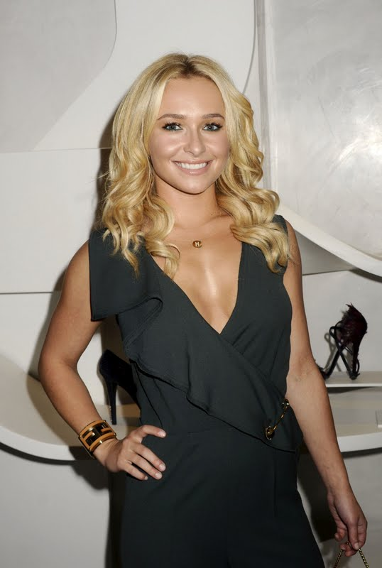 Hayden Panettiere – Stuart Weitzman's Event in New York