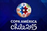 Logo Copa América 2015 Chile