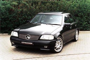 Mercedes benz c class w202 a dream car for Mercedes benz c class w202