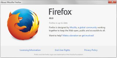 Mozilla Tiles Based on Users' Browsing Habits