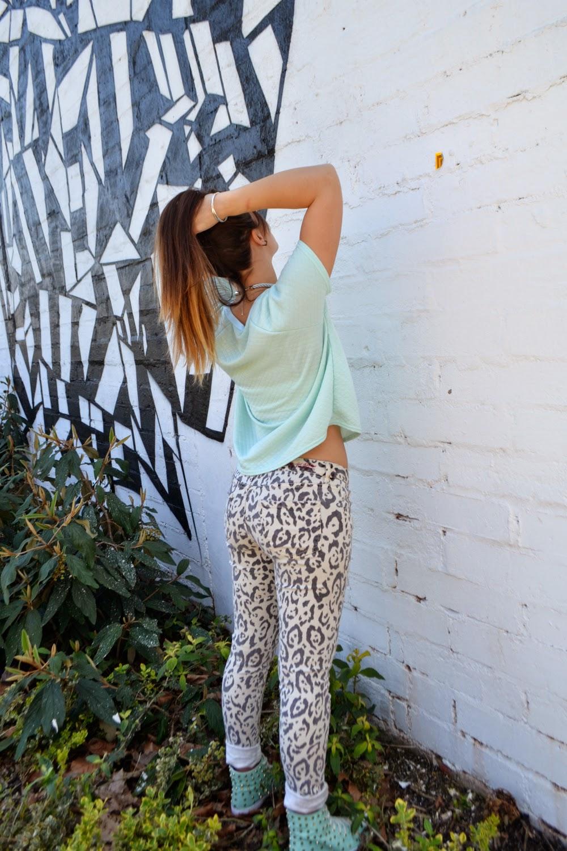 dujouriadore, pastels, leopard print,