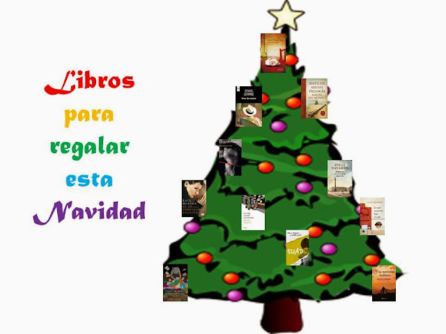 El b ho entre libros libros para regalar esta navidad for Libros para regalar