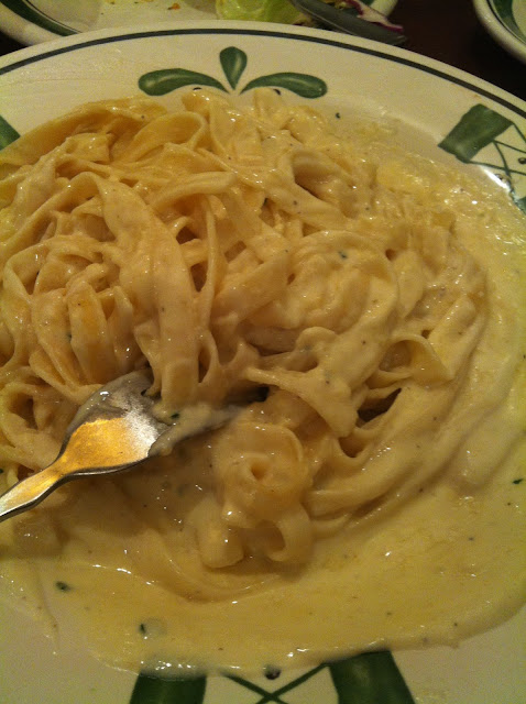 Unlimited at Olive Garden