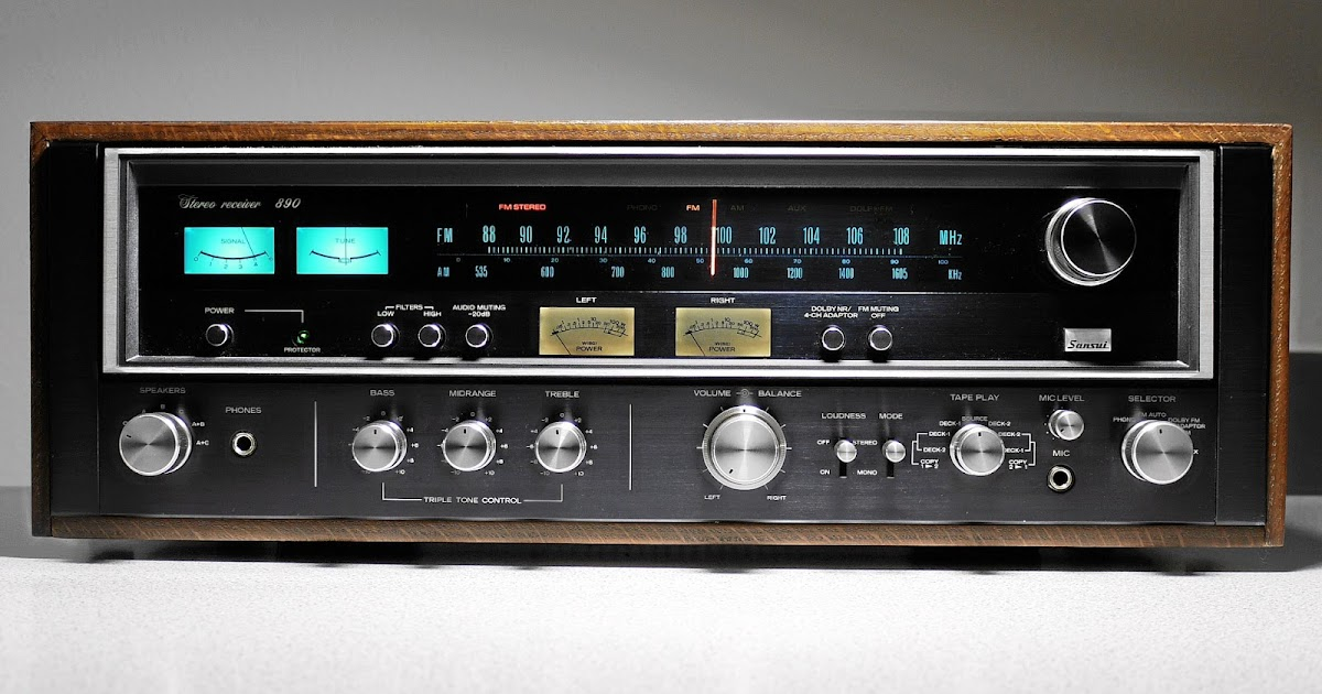golden age of audio sansui 890 stereo receiver. Black Bedroom Furniture Sets. Home Design Ideas