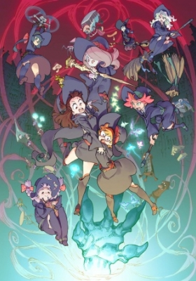 Little Witch Academia: The Enchanted Parade (Dub)