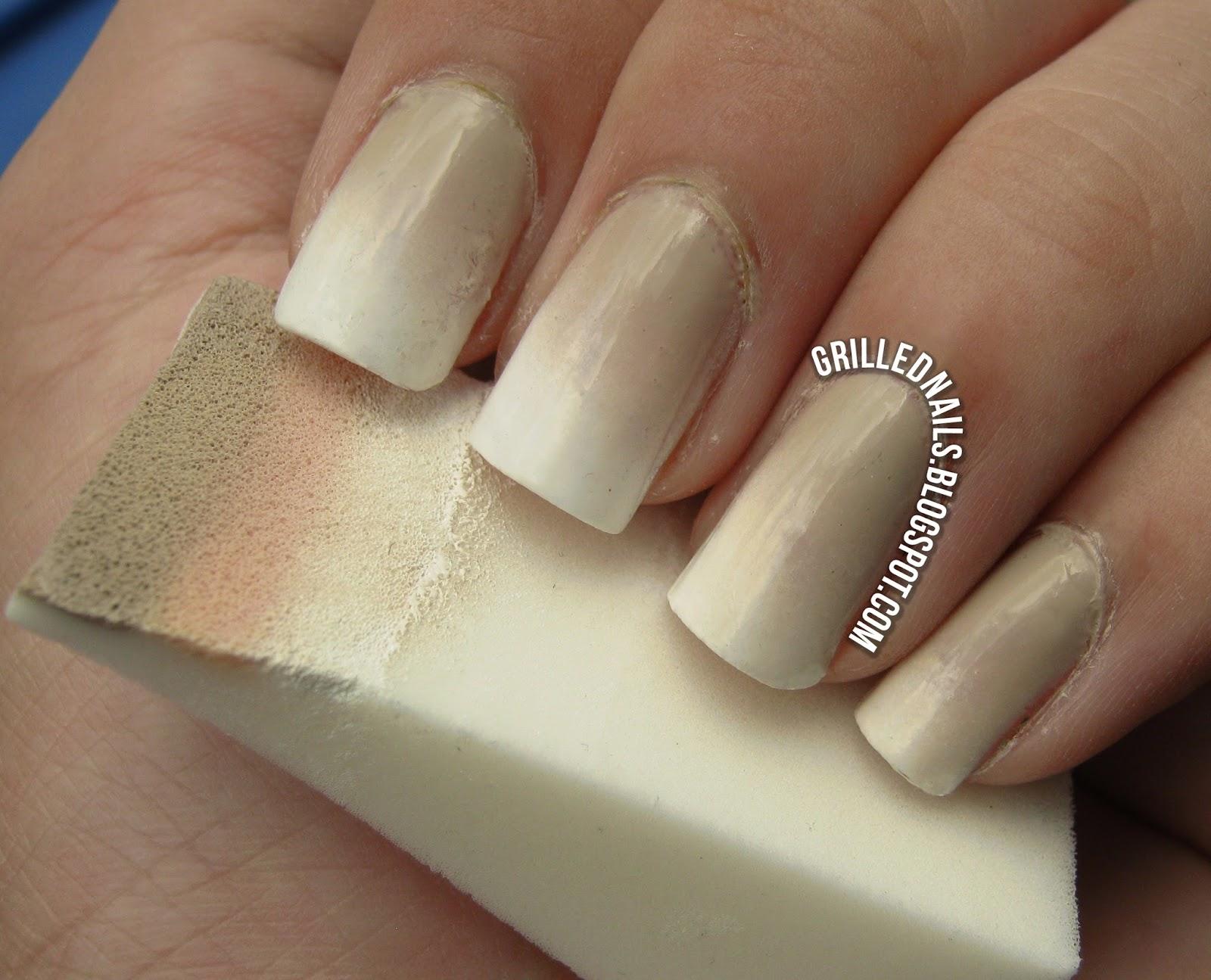 Декор маникюра для коротких ногтей фото