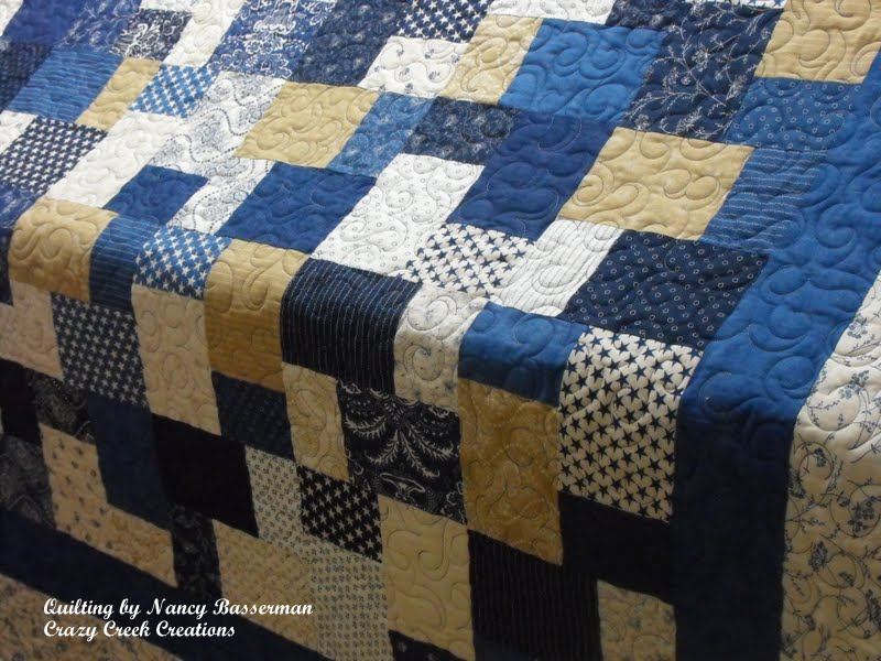 Double Slice Layer Cake Quilt Pattern Free : Crazy Creek Creations: Double Slice Layer Cake - Pieced by ...