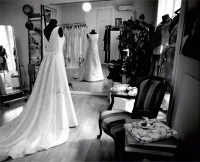 Carmen Halffter vestidos de novia de alta costura - LaCaprichossa