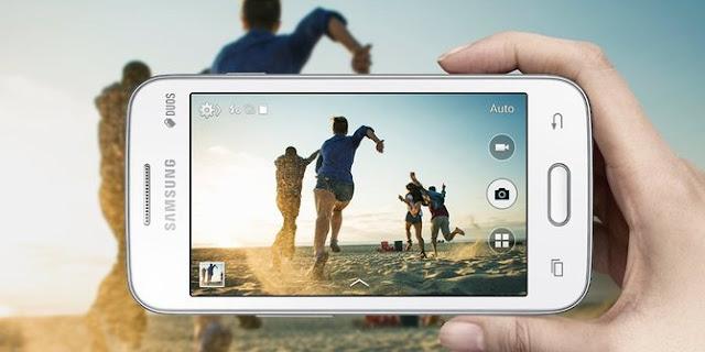 Samsung Galaxy V Plus, Smartphone Dual Core Rp1 Jutaan