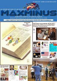 MAXMINUS MAGAZINE no: 54