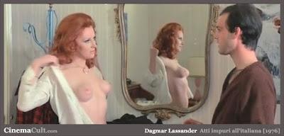 Dagmar Lassander  nackt
