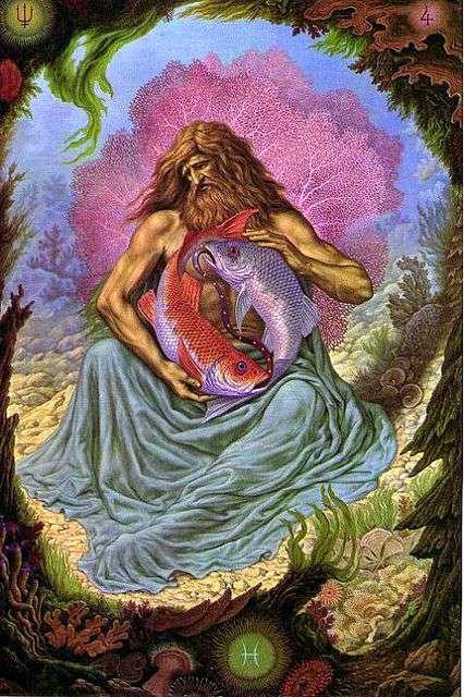 Signo de Piscis, Zodiaco Johfra Bosschart