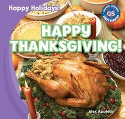 bookcover of HAPPY THANKSGIVING (Happy Holidays) by Alex Appleby