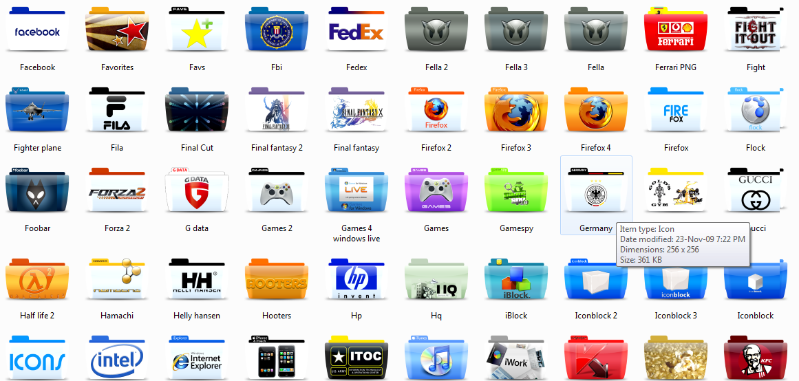 For Downloading These Icons