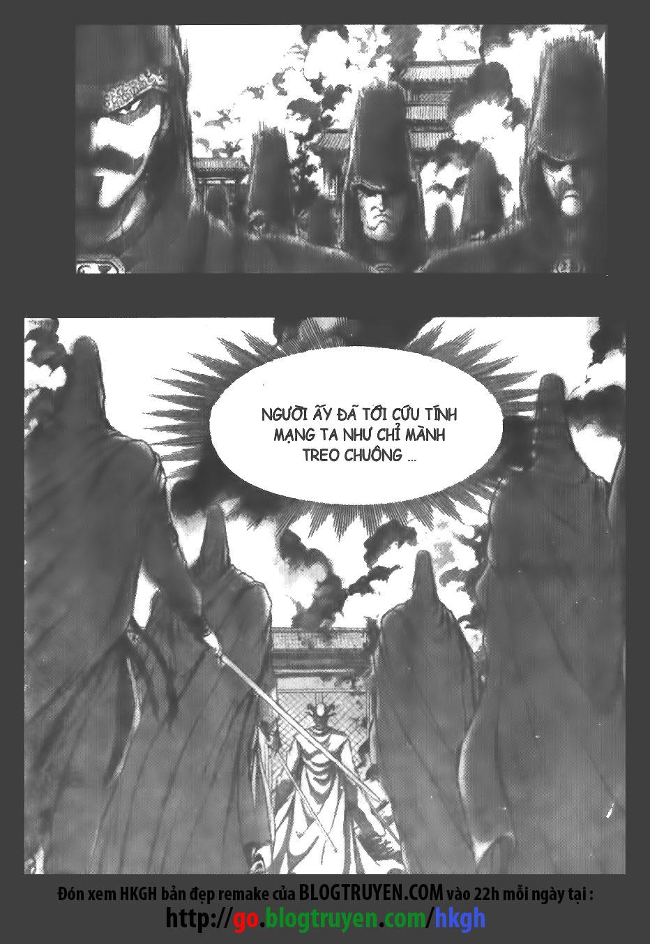Hiệp Khách Giang Hồ - Hiệp Khách Giang Hồ Chap 125 - Pic 21