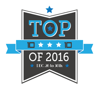 Top Ten of 2016
