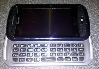 Pantech cell phone