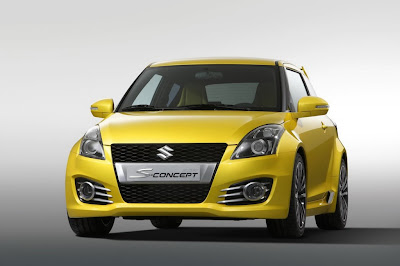 New Suzuki Swift Sport Specifications