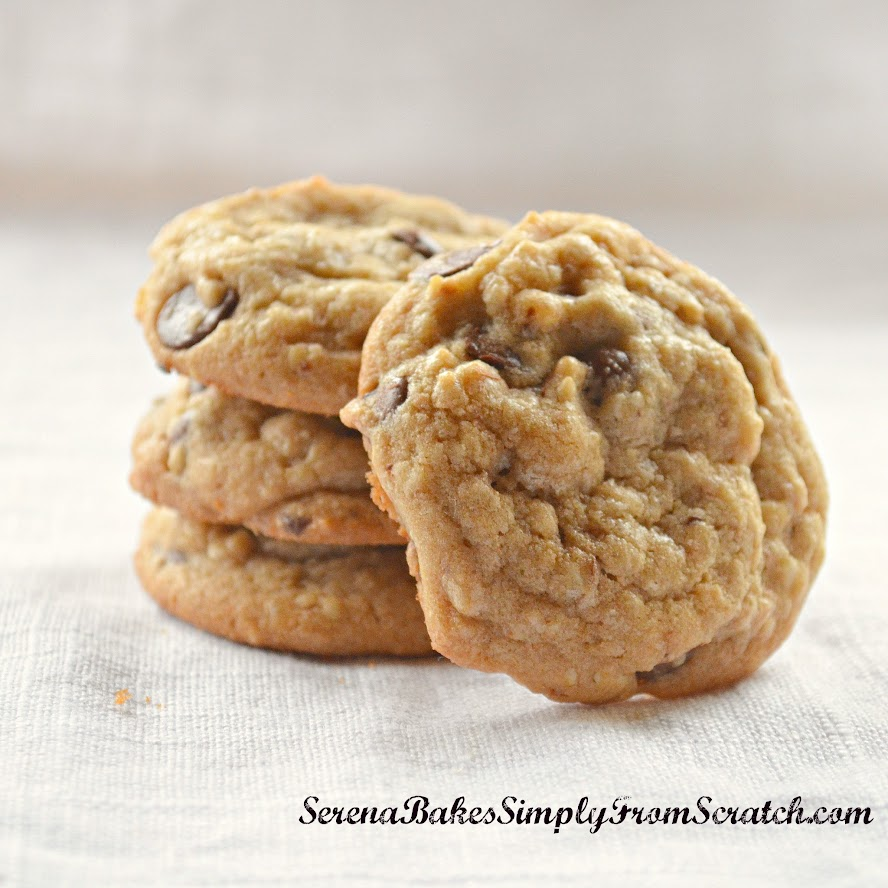 Cook's Illustrated Perfect Chocolate Chip Cookies - Serena Bakes ...