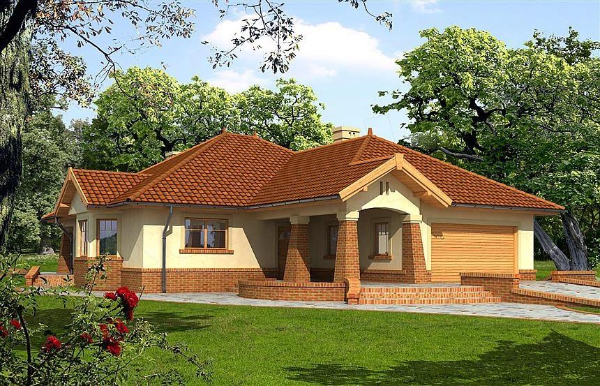 projekt domu Afrodyta