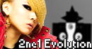 2NE1 Evolution