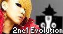 2NE1 Evolution