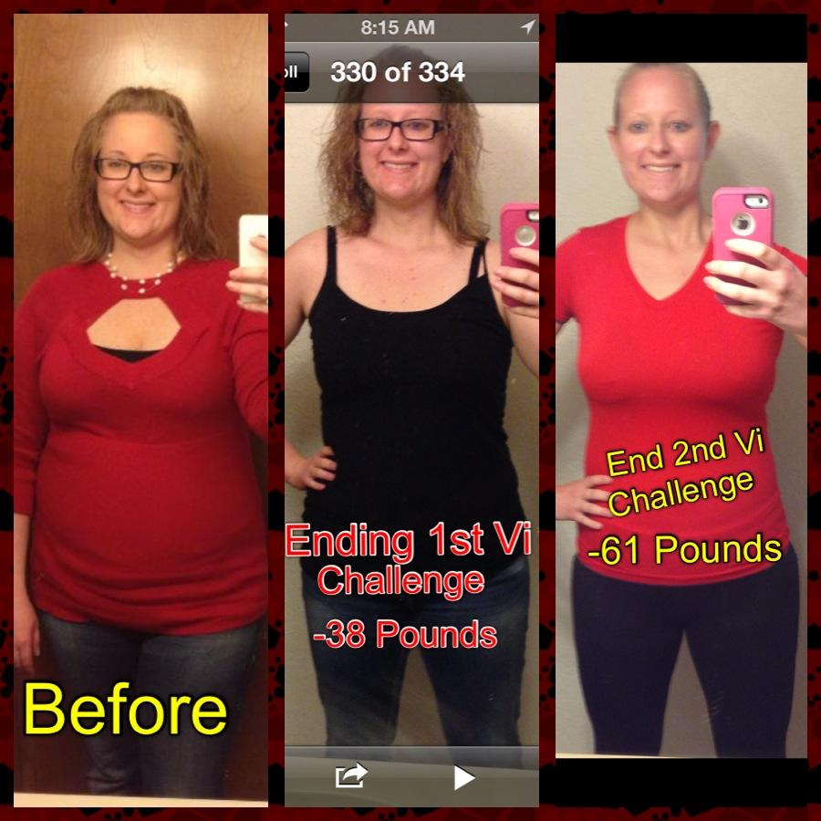 Body By Vi Weight Loss Results