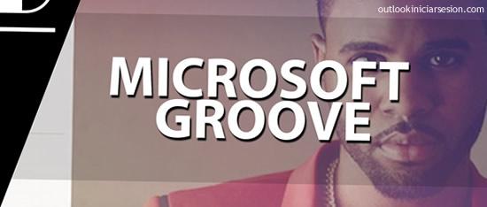 microsoft music groove