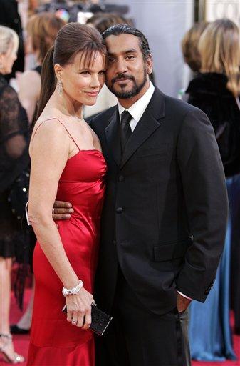 Naveen Andrews Wife Naveen andrews