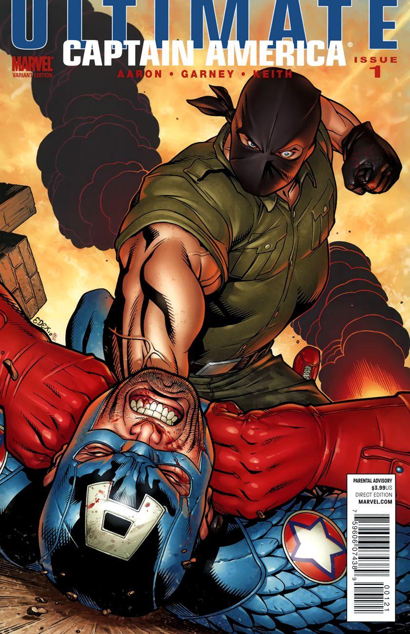 Ultimate Captain America chap 1 - Trang 3