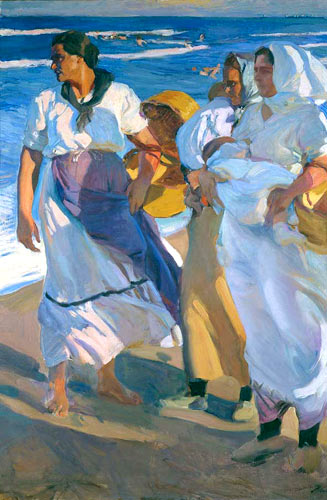 Sorolla Mediterranean Light