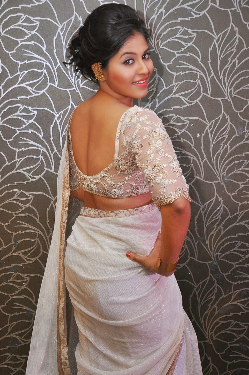 Saree actress images anjali sex