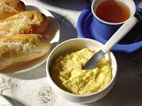 """""""Manteiga"""" de Milho (vegana)"""