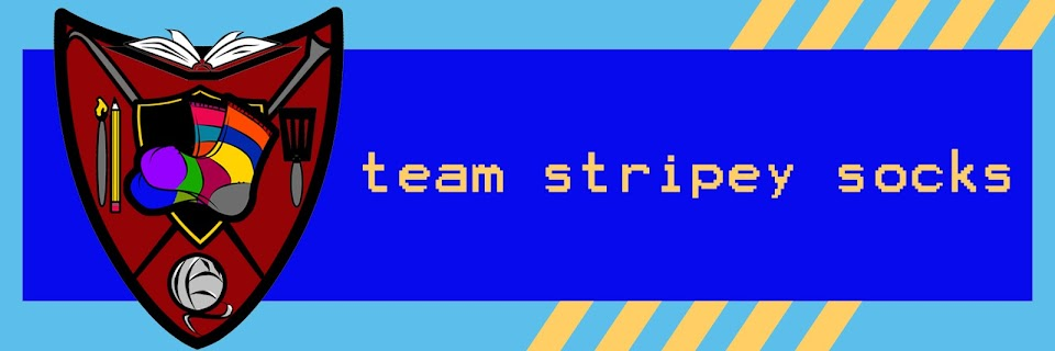 Team Stripey Socks