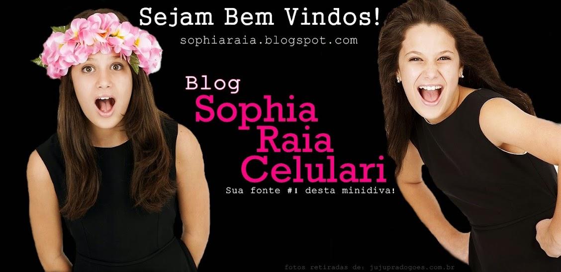 Blog Sophia Raia | Nossa pequena estrelinha