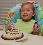 Kayla:  2 Years Old