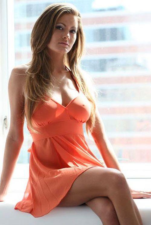 Models CamTV: Sexy HOLLY WEBER - Hot Bikini Photos