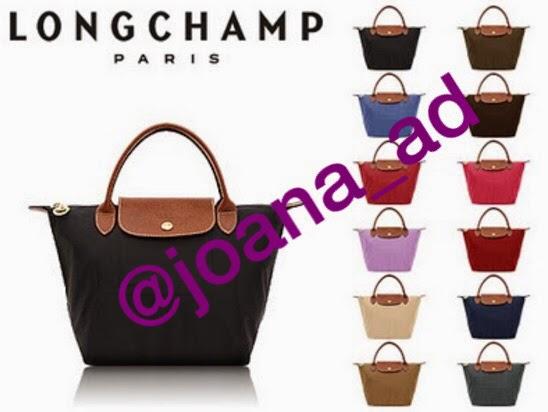 Longchamp Bolso Precio
